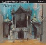 Bach-Busoni: Piano Transcriptions, Vol. 2