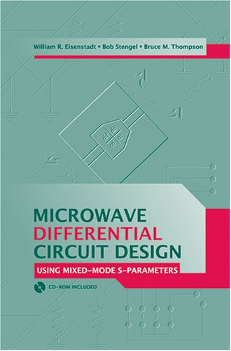 Microwave Differential Circuit Design Using Mixed Mode S-Parameters