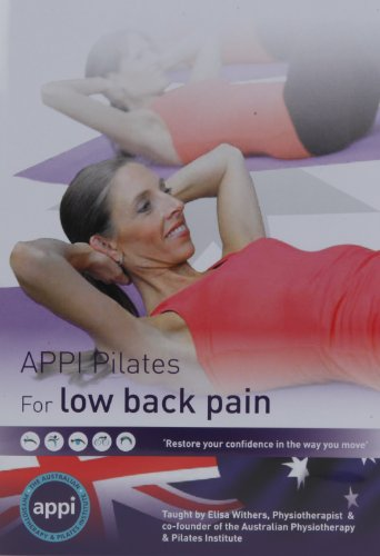 APPI Pilates for Lower Back Pain DVD