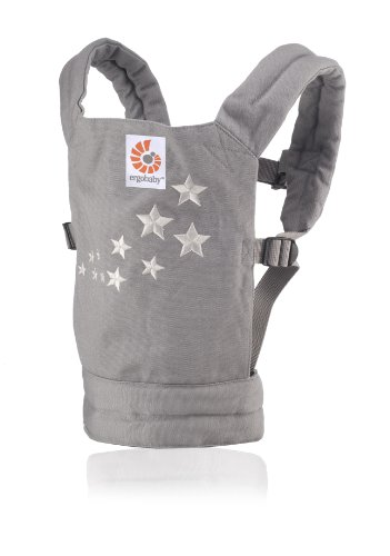 Ergo Baby Original Doll Carrier (Galaxy Grey)