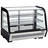 Polar Countertop Display Chiller Capacity: 160L
