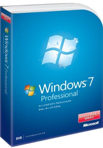 Microsoft Windows 7 Professional �̾��� Service Pack 1 Ŭ�ѺѤ�