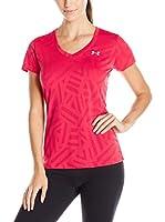 Camiseta Manga Corta (Rojo)