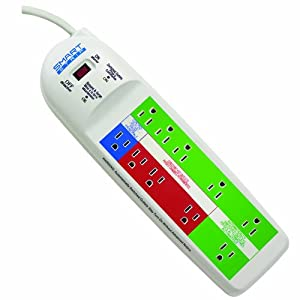 ⋙Sale Smart Strip LCG3 Energy Saving Surge Protector ...