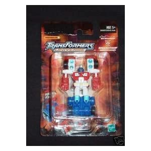 Transformers Universe Robots in Disguise Spy Changers - Optimus Prime