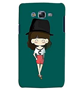 Citydreamz Back Cover For Samsung Galaxy Core 2 G355H 
