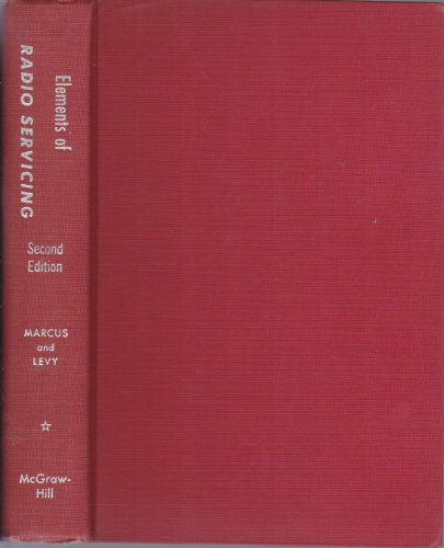 Elements of Radio Servicing, Second Edition (Elements Of Radio Servicing compare prices)