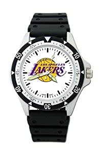 NBA Los Angeles Lakers Option Model Sport Watch by Logo Art