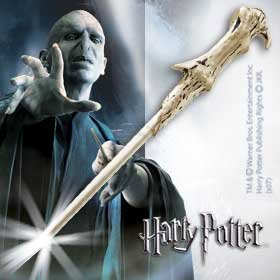 ハリーポッター ヴォルデモート光る魔法の杖