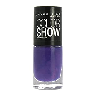 Gemey Maybelline Vernis à Ongles Colorama - 325 Purrple