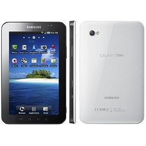 Samsung Galaxy Tab P1000 Unlocked White