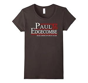 Women's Pa-ul E-dgecombe t-shirt XL Asphalt