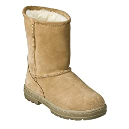 Girls' Circo® Hester Suede Boots - Tan Products and Promotions