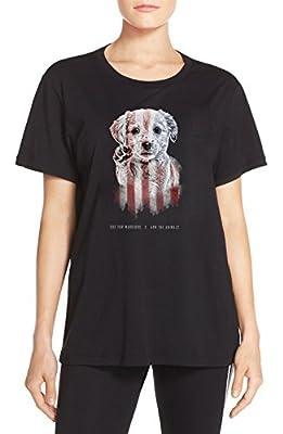 Arm The Animals Women's Hero Lab Oversized Boyfriend Shirt-$5 Donated To Veterans