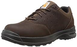 Carhartt Men\'s Walking Oxford, Brown, 9.5 M US