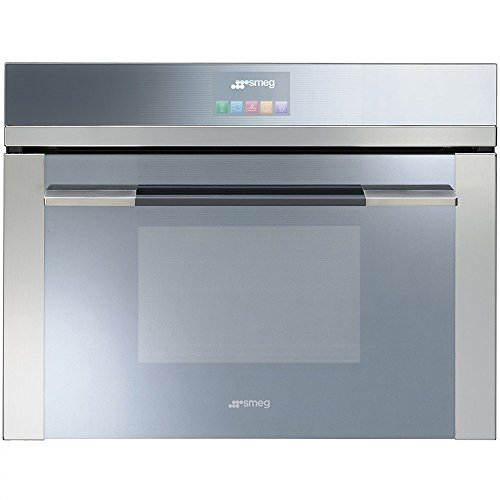 Smeg SF4140MC Microwave Linea Built-in Combination Compact