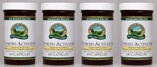 Naturessunshine thyroïde activateur soutien