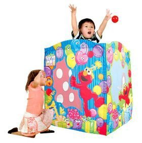 Sesame Street - Elmo Magic Ball Zone by Playhut