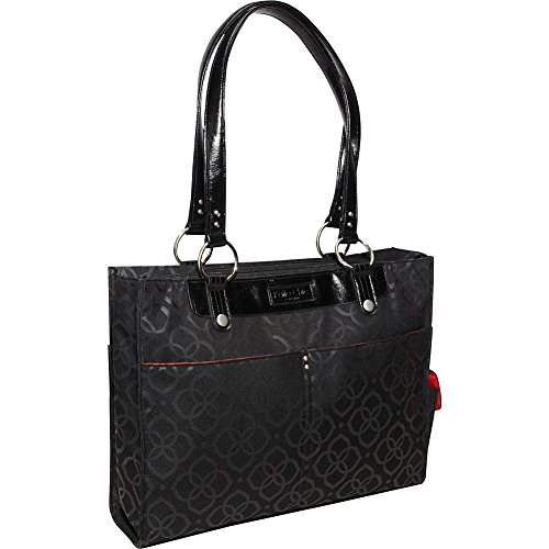 kailo-chic-structured-laptop-tote-silver-flower