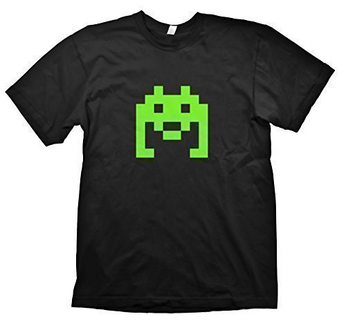 Space Invader t-shirt Inspired by The Big Bang Theory