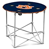 NCAA Auburn Tigers Round Tailgating Table at Amazon.com