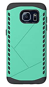Samsung Galaxy Note5 flip cover Blue&Green