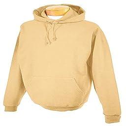 Jerzees - 8 oz 50/50 Pullover Hood, Vegas Gold, XL