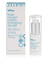 bliss® Triple Oxygen Instant Energizing Eye Gel 15ml