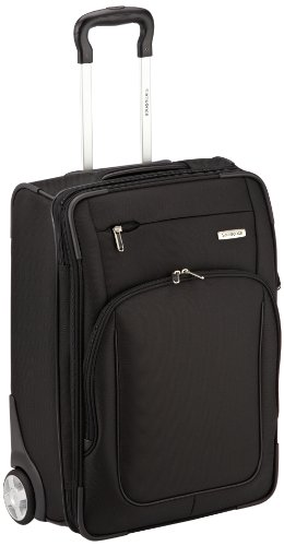 Samsonite X'Pression 55cm Upright Black