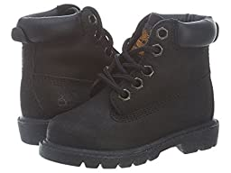 Timberland 6In Classic Toddlers10810 Style: 10810-BLACK Size: 5.5 C US