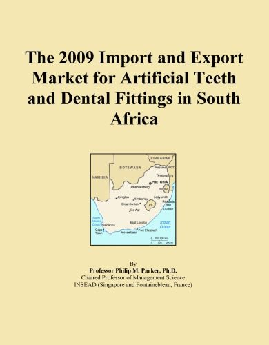 The 2009 Import and Export Market for Artificial Teeth and Dental Fittings in South Africa