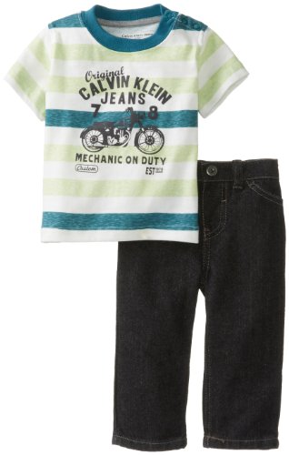 Newborn Boys Outfits back-412521