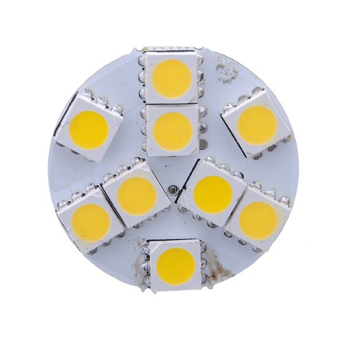 1X Auto G4 9 SMD LED 5050 Kabinett Spot Schifffahrts Birnen Lampen Licht