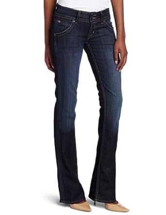 Hudson Jeans Women's Signature Boot Jean, Elm, 24