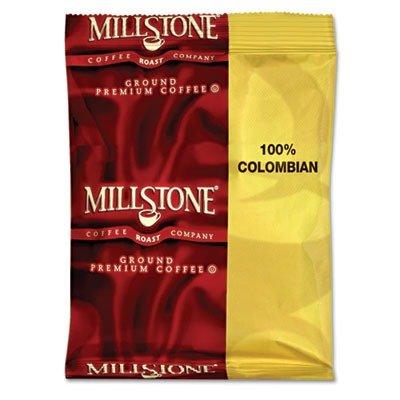 Folgers Millstone 64102 Gourmet Colombian Coffee, 1 3/4 Oz Packet, 40/Carton