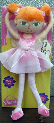 Hallmark Plush KID2009 Sabrina Ballerina Plush