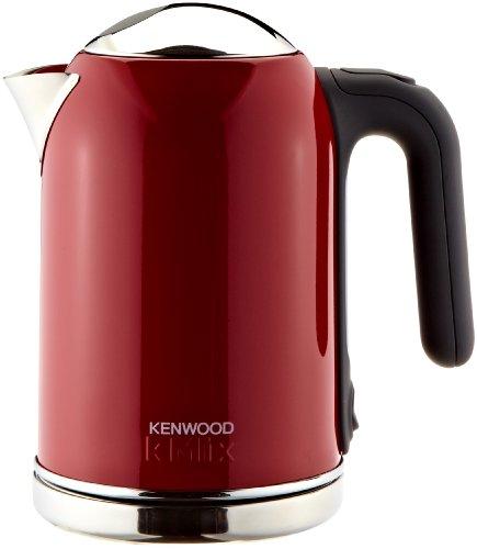 kwalitol gel kenwood kmix sjm 031 bollitore 1 6 l colore rosso fuoco. Black Bedroom Furniture Sets. Home Design Ideas