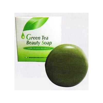 洗顔石鹸 グリーンビューティー ソープ エイゼル p021657