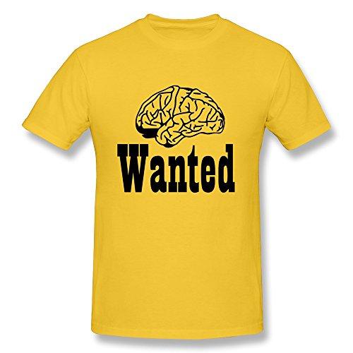 Design Men'S Cotton Wanted Tshirts