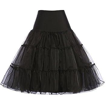 GRACE KARIN®Women 50s Petticoat Skirts Tutu Crinoline Underskirt CL8922