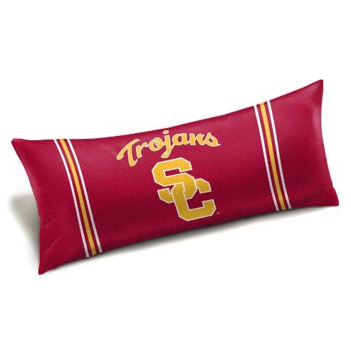 NCAA USC Trojans Printed Body Pillow