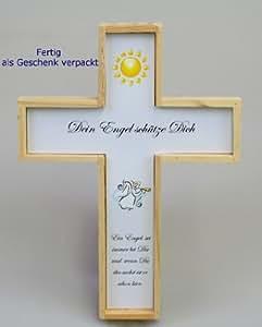 Patengeschenk Tauftuch oder Taufdecke mit Namen bestickt,Geburt,Taufgeschenk
