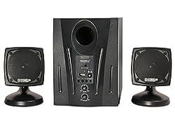 5 Core Multimedia Speaker 2.1-05 For Computer