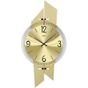 Ams Modern Wall Clocks 9344 Wall Clock Home Kitchen