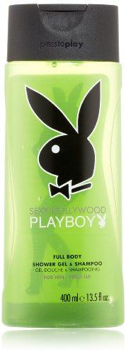 Playboy Body Wash, Hollywood, 13.5 Ounce by Playboy