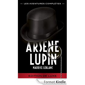 ARSNE LUPIN - Les Aventures Compltes