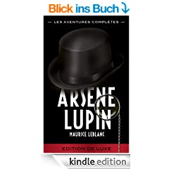 ARS�NE LUPIN  - Les Aventures Compl�tes (ARS�NE LUPIN GENTLEMAN-CAMBRIOLEUR) (French Edition)