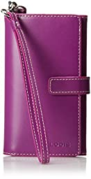 Lodis Audrey Cassie Cell Phone Case,Raisin/Orchid,One Size