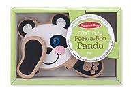 Melissa & Doug Peek-a-Boo Panda