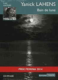 Bain de Lune - CD par Lahens